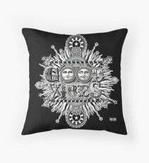 GOOD VIBES >> Tote bags and pillows Throw Pillow