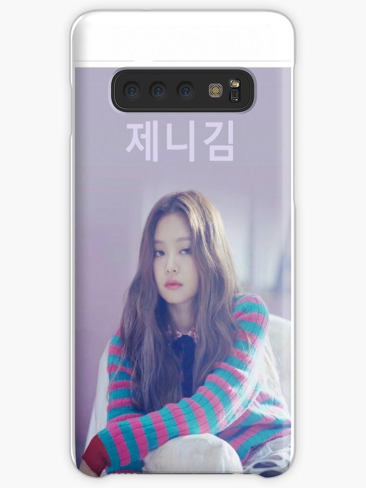 innovative design 0499d a8707 'jennie kim' Case/Skin for Samsung Galaxy by Rayne j