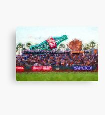 Giants' Heaven Canvas Print