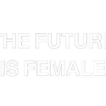 The future is female by nicoloreto