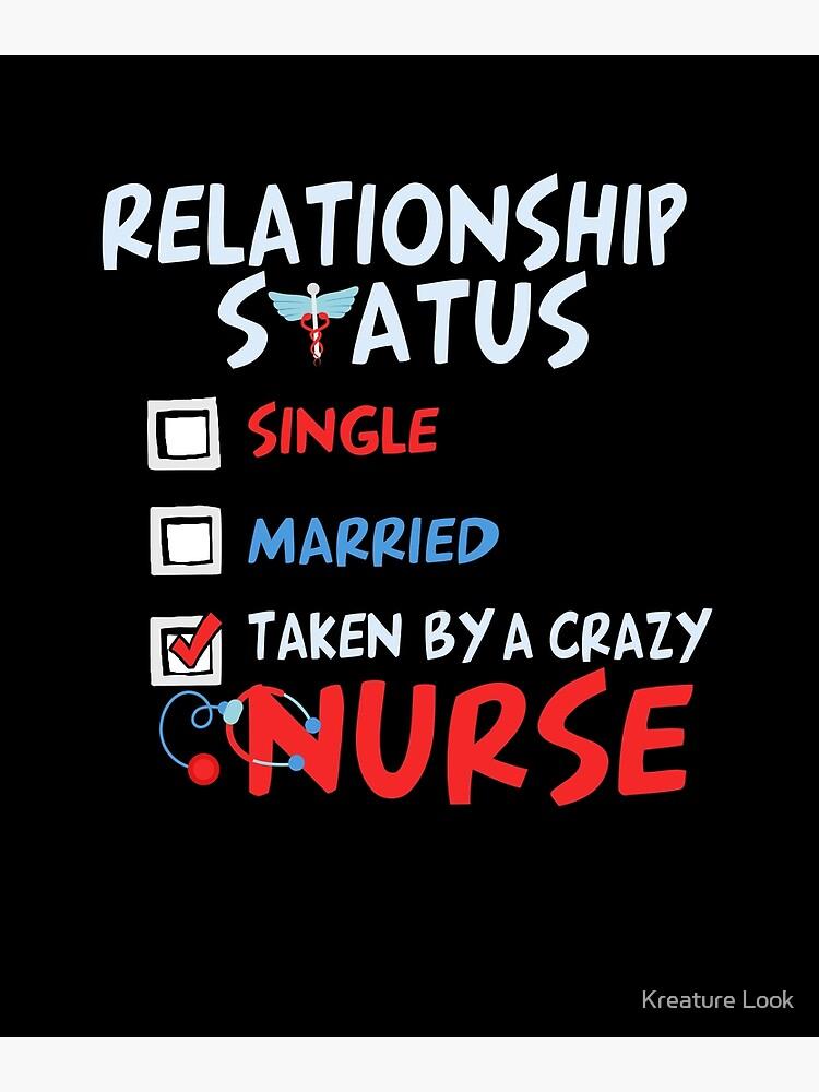 Relationship Status Nurse | Nurse Shirts Funny | Nurse Appreciation |  shirts for nurse | nurses united shirt | nurse quotes | nurse graduation |  ...