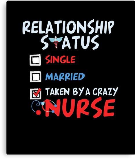 Image of: Attention Affection Relationship Status Nurse Nurse Shirts Funny Nurse Appreciation Shirts For Nurse Nurses Redbubble Relationship Status Nurse Nurse Shirts Funny Nurse Appreciation