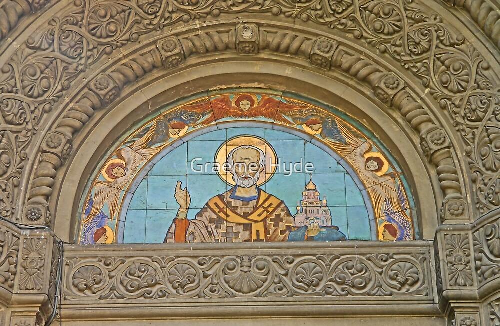 St Nicholas by Graeme  Hyde