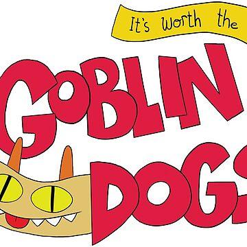 goblin dogs by stevetwisp