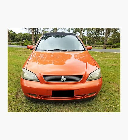2004 Holden Astra Convertible  Photographic Print