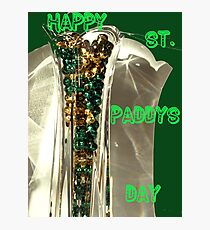 St. Paddys Day Photographic Print