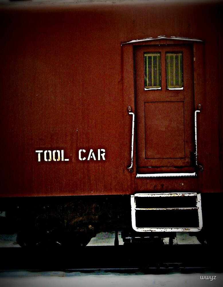 Let Loose in the Trainyard II by wwyz