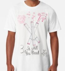 Three Marker Challenge Long T-Shirt