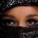 Arabian Eyes by Rebs O