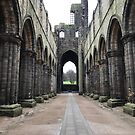 Kirkstall Abbey, Leeds by nilesite
