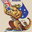 Proud to be an Aussie by iancoate