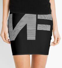 NF LOGO SRIPES Mini Skirt