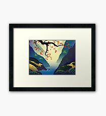 Water Way (full) Framed Print