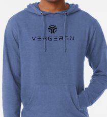 Vergeron Logo+Name Lightweight Hoodie