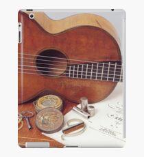 Vinilo o funda para iPad Vintage Guitar & Strings