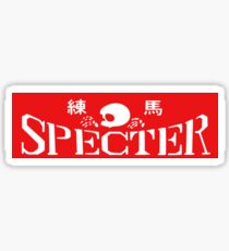 SPECTER [bosozoku] Sticker