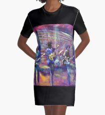 GYMPIE MUSTER- COLLECTION - CROWBAR -  Graphic T-Shirt Dress