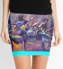 GYMPIE MUSTER- COLLECTION - CROWBAR -  Mini Skirt