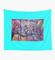 GYMPIE MUSTER- COLLECTION - CROWBAR -  Wall Tapestry