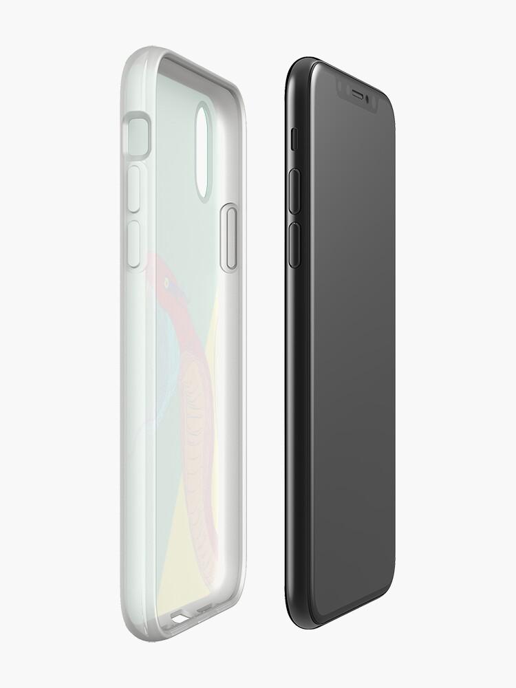 Alternative Ansicht von Kobra iPhone-Hülle & Cover