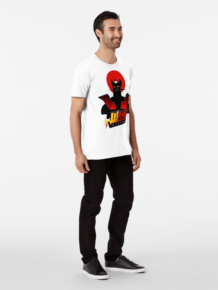 Alternate view of Whas Good My Zinga? Premium T-Shirt