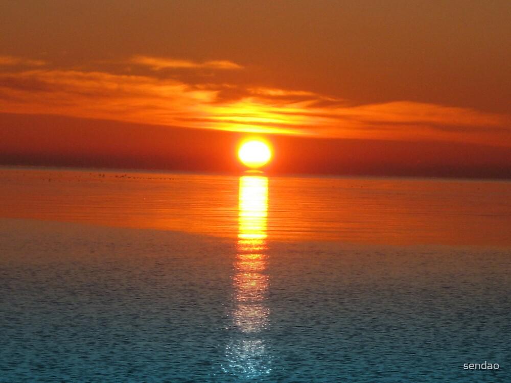 Sunrise V ( Lake Ontario)... by sendao
