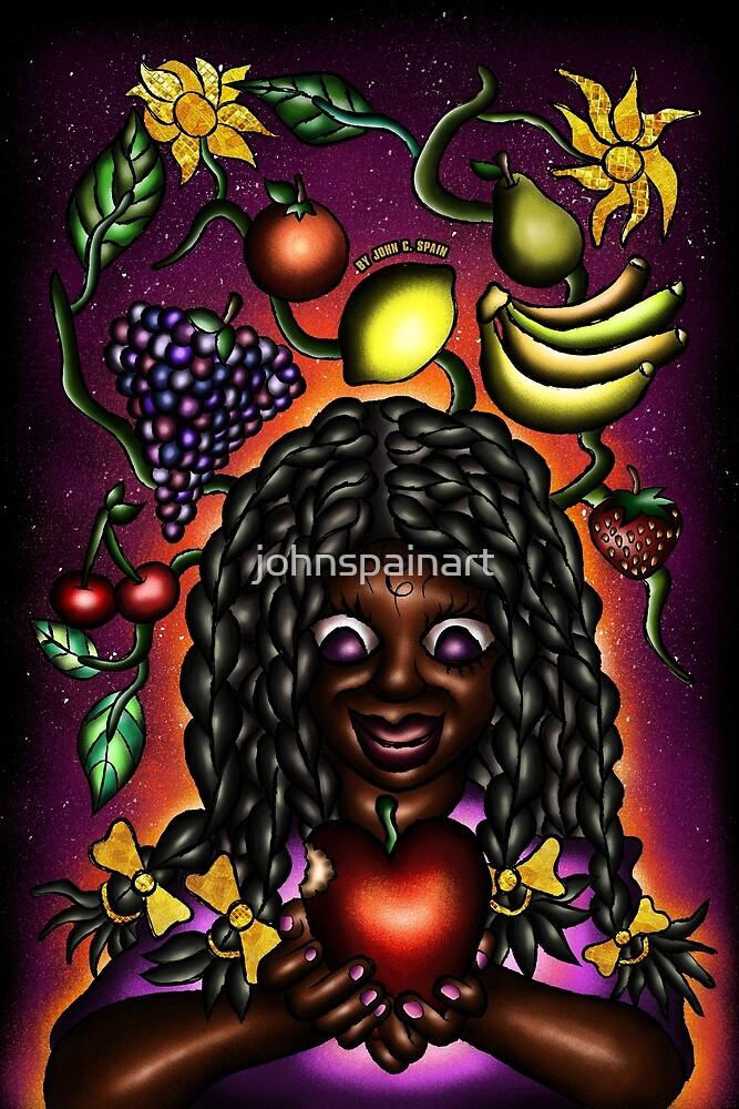 Fresh Fruits Of Wisdom ( Gold Series Pt. 2 ) by johnspainart