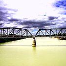 Murray Bridge - South Australia  by cjcphotography