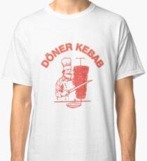 Doner kebab logo Classic T-Shirt
