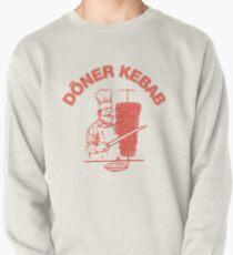 Doner kebab logo Pullover