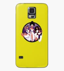 ZOOM THE 5 MUSES Case/Skin for Samsung Galaxy