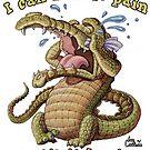 Crocodile Tears by iancoate