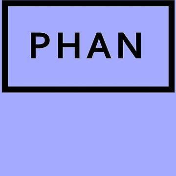 PHAN - TRXYE insp in black by downeymore