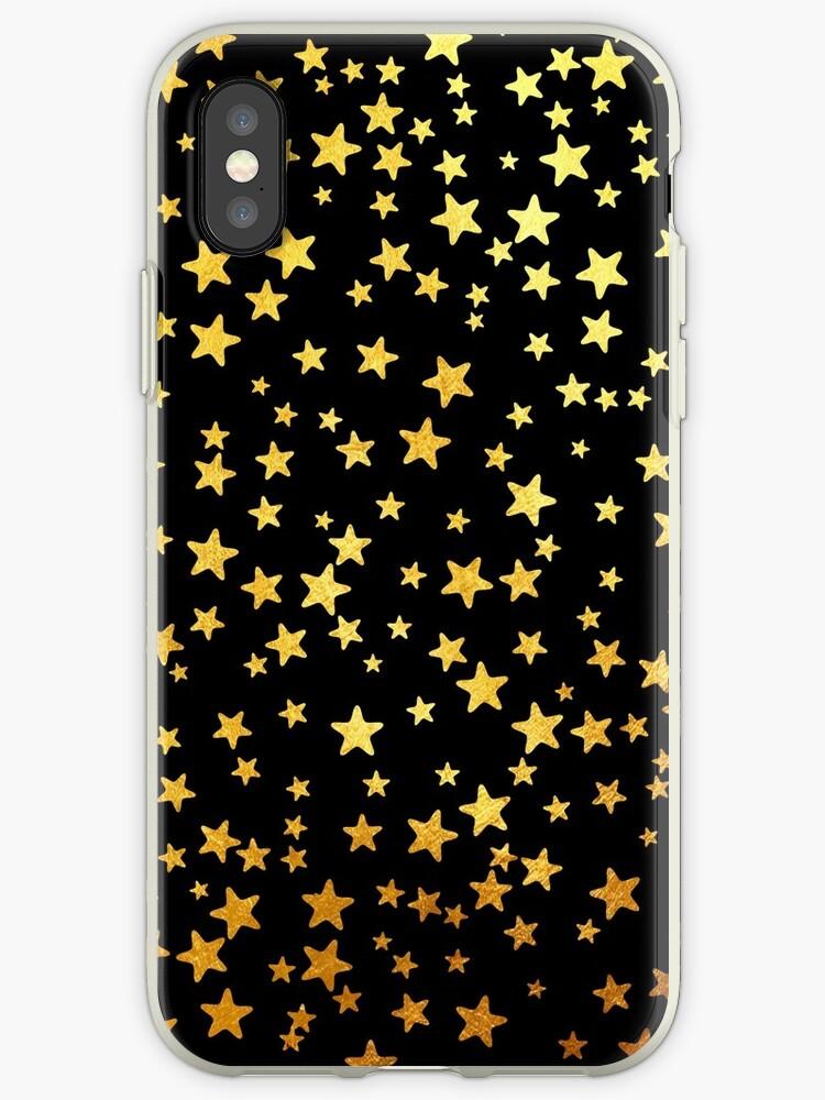 Golden stars pattern by yashroom