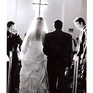 Wedding Dress by Brooke Hyrapiet