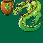 Saint Patrick's Day Dragon by Zoo-co