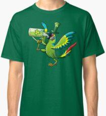 Saint Patrick's Day Macaw Classic T-Shirt