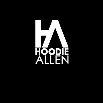 Hoodie Allen LOGO 2015 by DeadlyGraphics