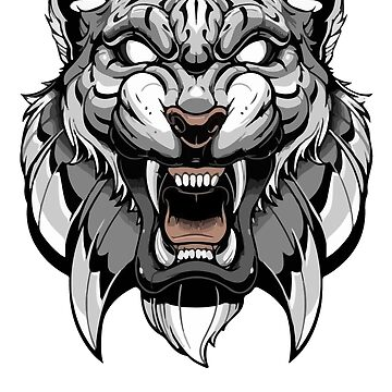 Wild Tiger by red-rawlo