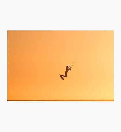 KiteSurfer's Heaven Photographic Print