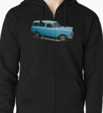 Special Zipped Hoodie
