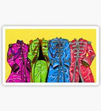 Sgt Pepper Suit Sticker