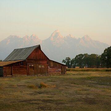 Grand Teton by Isch