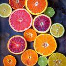 Mmmmmm, citrus.  by alan shapiro