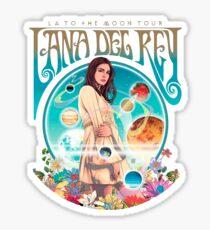 Lana Del Rey fanart Sticker