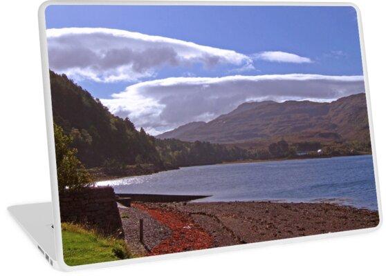 Loch Shieldaig by Elizabeth Austin-Craig