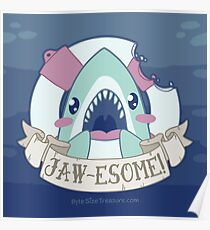JAWE-SOME! Poster