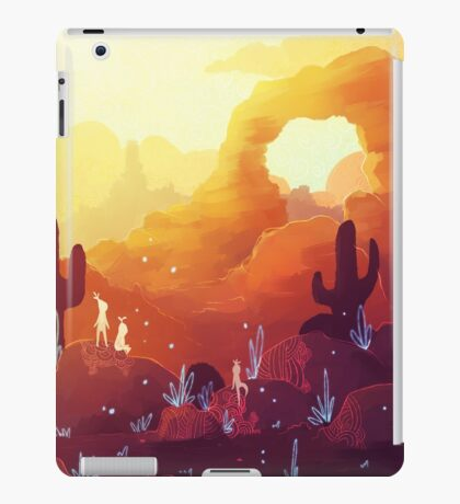 Sunset Arch iPad Case/Skin
