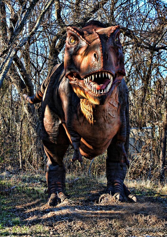 Tyrannosaurus Rex by Photophatty67