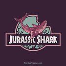 Jurassic Shark - BRUNCH, the Cladoselache Shark by bytesizetreas
